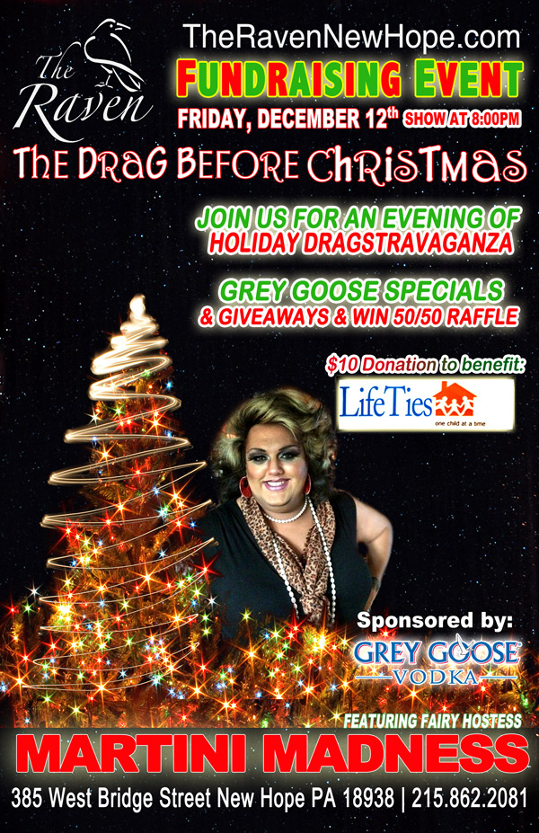 2014-Christmas-Show-fundraiser-for-Lifeties-hosted-by-martini-madness-at-the-raven-new-hope-in-bucks-county-pa