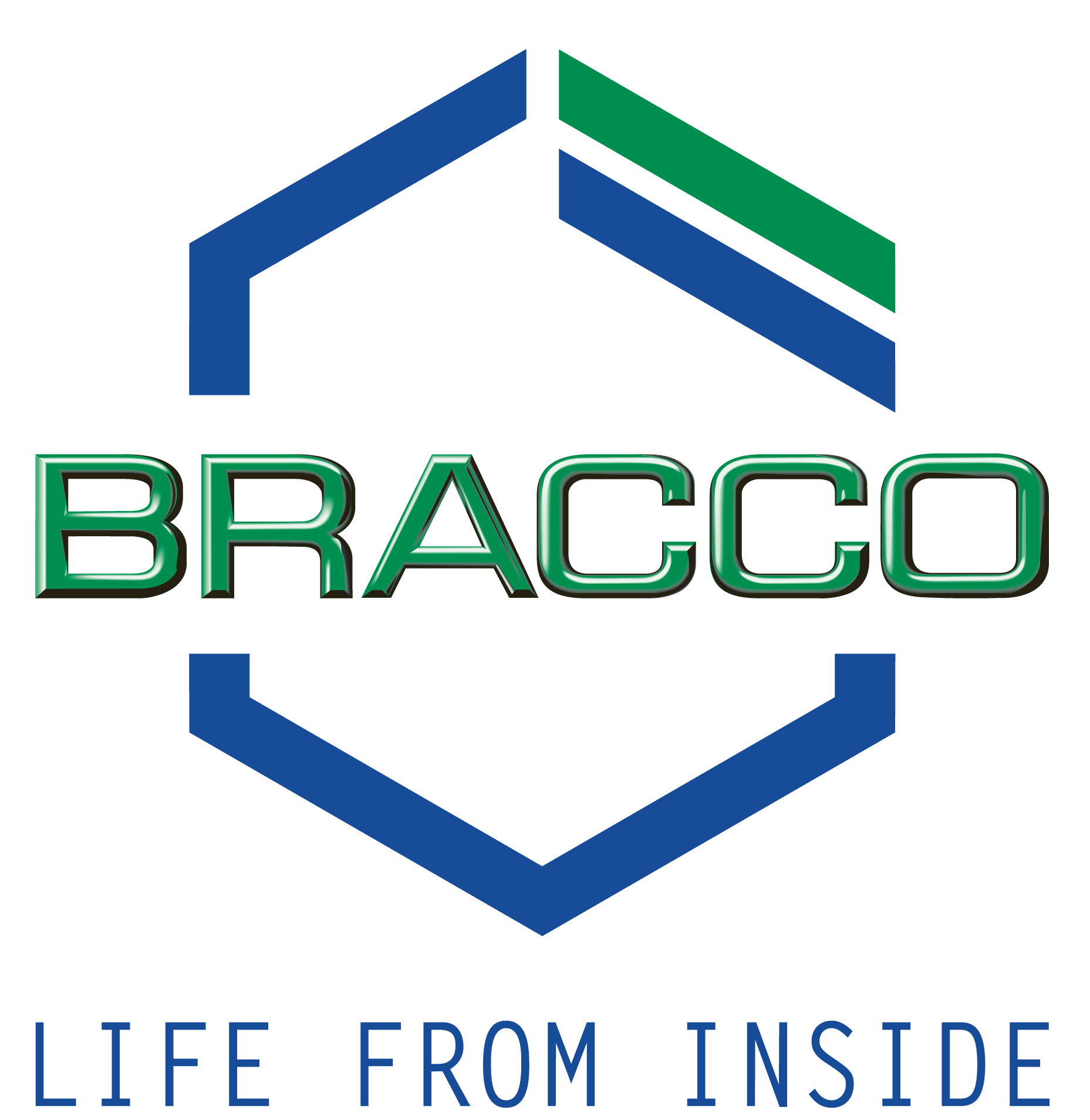 Bracco Life From Inside logo